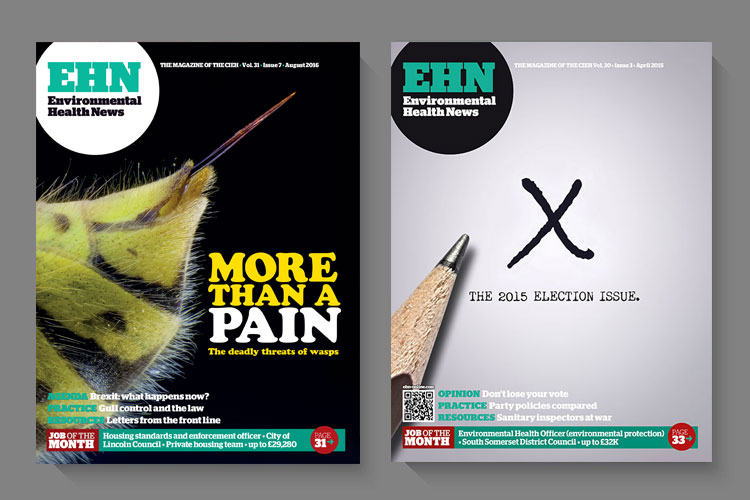 EHN covers